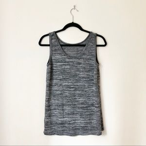 Tops - Gray Heathered Tank Top
